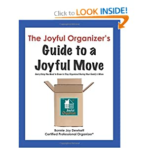 The Joyful Organizer's Guide to a Joyful Move
