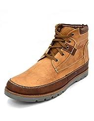 Zoot24 Men's Faux Leather Boots