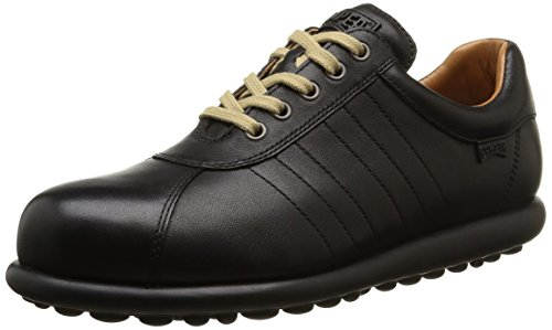 Camper Adults First Order - Pelotas Ariel, Stringate da uomo, Negro (black), 42