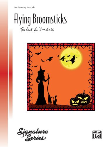 Flying Broomsticks (Sheet) (Signature)