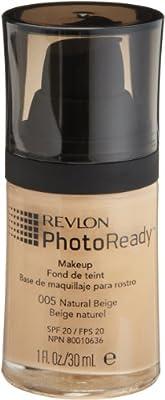 Revlon PhotoReady Makeup, Natural Beige 005, 1-Fluid Ounce