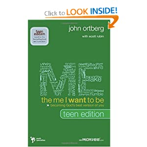 Download e-book The Me I Want to Be, Teen Edition: Becoming God's Best Version of You