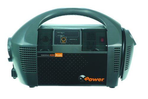 Buy Xantrex XPower Powerpack 400 Plus Portable Backup Power Source