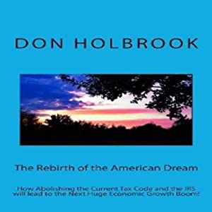 The Rebirth of the American Dream Audiobook