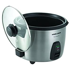 Amazon.com: BLACK+DECKER RC866C 10-Cup Dry/20-Cup Cooked