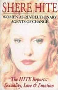 of Revolutionary Change: Shere Hite: 9780340601778: Amazon.com: Books