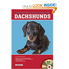 Dachshunds (Barron's Dog Breeds Bibles)
