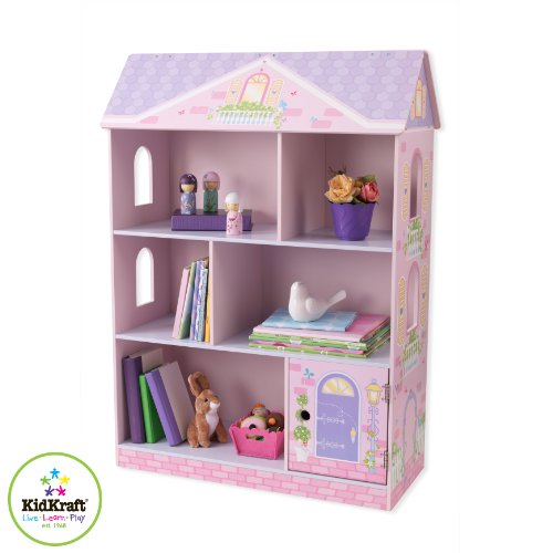 New Discount Kidkraft Dollhouse Bookcase For Sale New Discount