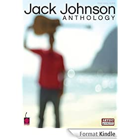 Jack Johnson - Anthology Songbook