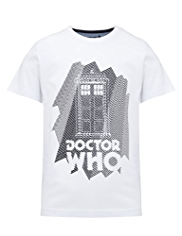 Pure Cotton Doctor Who T-Shirt
