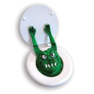 Big Mouth Toys The Toilet Monster - Green