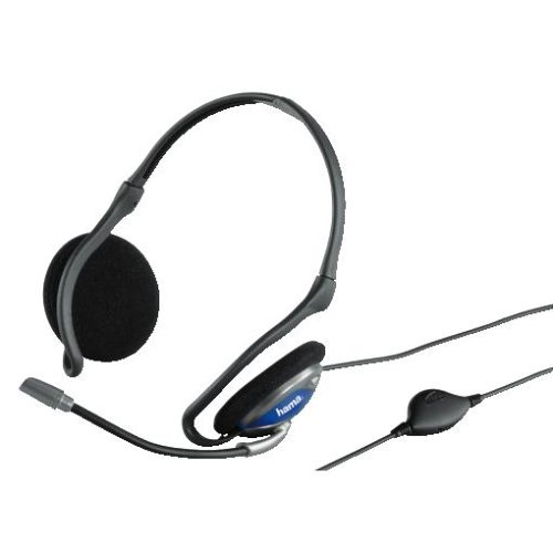 Hama Multimedia Behind Neck Headset CS-498, Stereo, faltbar