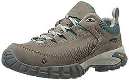 Vasque Women\'s Talus Trek Low UltraDry Hiking Shoe, Gargoyle/Jasper, 9 W US