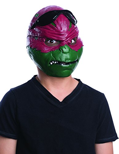 Rubies Teenage Mutant Ninja Turtles Movie Raphael Child 3/4 Mask