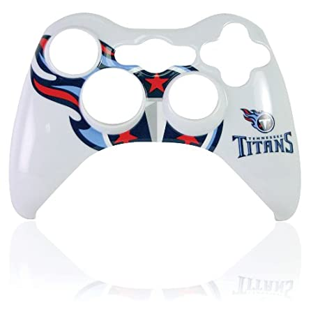 Xbox 360 Official NFL Tennessee Titans Controller Faceplate