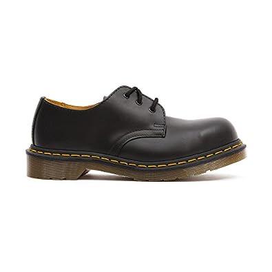 Dr Martens - Steel Toe - 1925z - Noir Fine Haircell - 47 eu