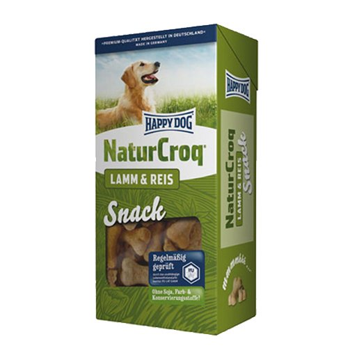 Happy Dog NaturCroq Snacks - Lamm