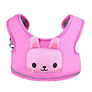 Generic Toddler Safety Harness Baby Child Cartoon Animal Safety Walkers