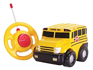 Kid Galaxy My 1St Rc Go Go School Bus