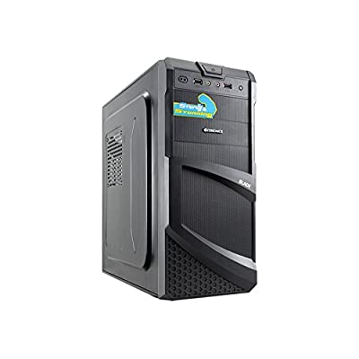 Core I3, 2GB RAM, 500GB HDD, No DVD RW, Assembled Desktop