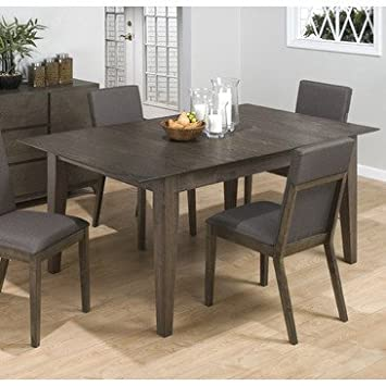 Jofran 728 Antique Gray Ash 5 Piece Rectangular Dining Room Set