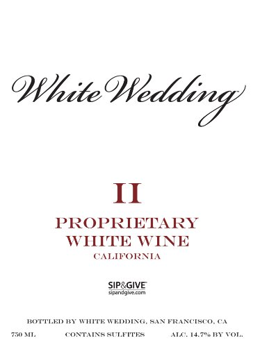 NV Bravium Winery White Wedding Proprietary White