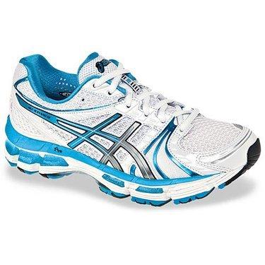 Asics Women's GEL Kayano 18 Running Shoe T250N-0161 Size: 9 B US