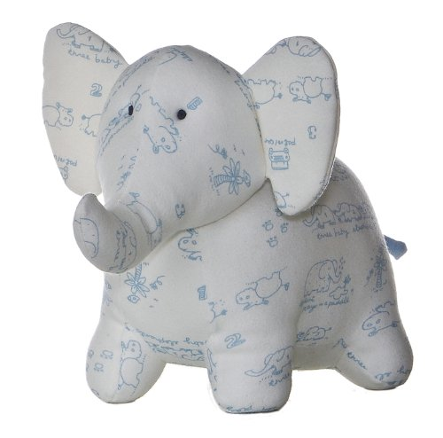 Aurora Plush Baby 10 inches  Elephant Boy Jungle Babies