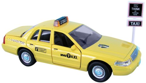Daron New York City Taxi Set
