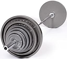 USA Sports 500LB Standard Olympic Weight Set