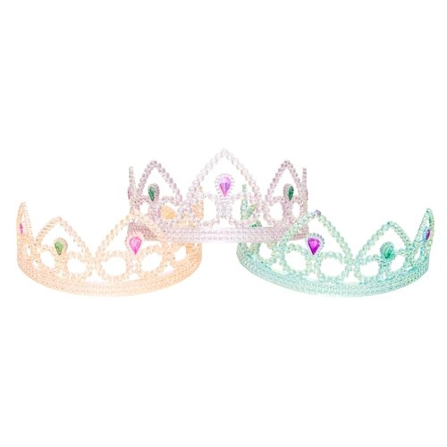 Sparkling Metallic Tiara Gift for Girls who Love Princesses