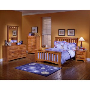 Cheap City Park Kids Slat Bedroom Set by Standard Furniture (4850-B-SET)