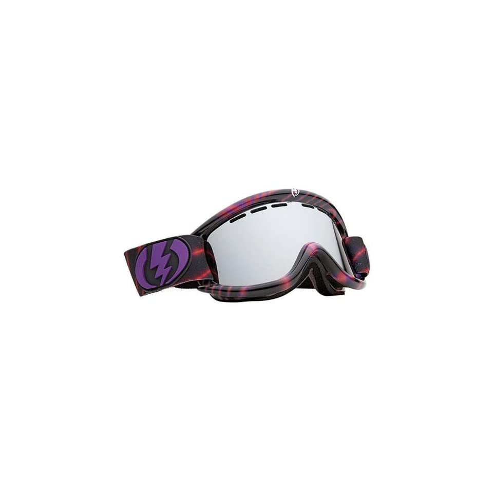 690ef2089a4 Electric EG.5 Snowboard Goggles Purple on PopScreen