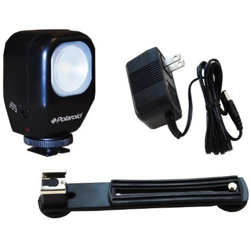 Jvc Gy-Hm70U Camcorder Lighting Photo And Video Halogen Light - 2 Aaa Batteries And Charger Included