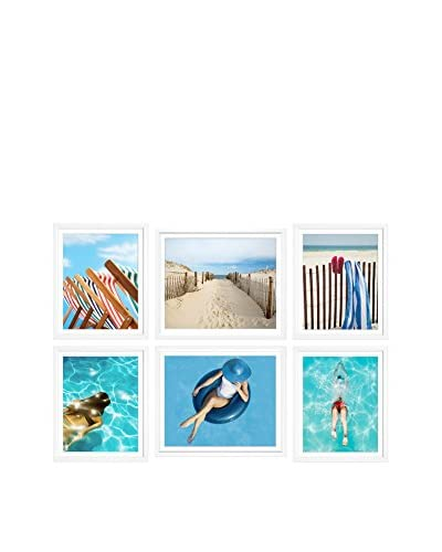 6-Piece Wall Art Collection, Vacation