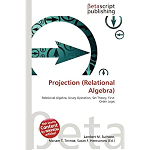 Relational Algebra Projection | RM.