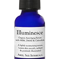 Illuminesce - Organic Rejuvenating Serum with MSM, DMAE and Calendula from Angel Face Botanicals