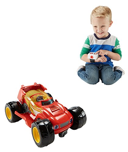 Fisher-Price Nickelodeon Blaze and the Monster Machines Transforming R/C Blaze (Monster Trucks Rc compare prices)