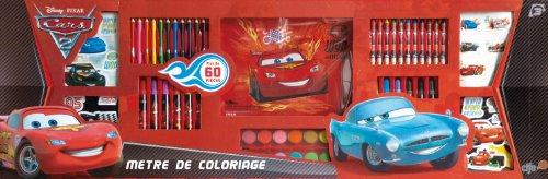 Imagen principal de Jouceo 38832 Cars 2 - Set de pintura infantil