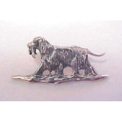 Irish Water Spaniel Breed Origin Pin