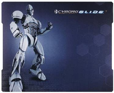 Mad CatzハイエンドマウスパッドCyborg G.L.I.D.E. 7 Gaming Surface MC-GLIDE7