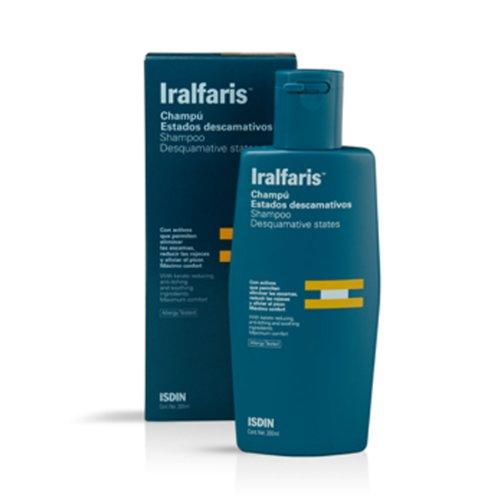 Isdin Iralfaris Shampoo Cheratoregolatore 200ml
