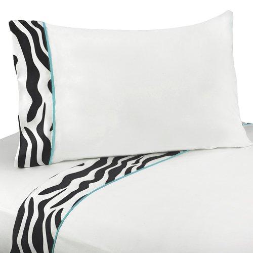 Zebra Print Bedding Twin front-160490