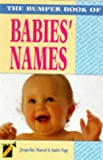 img - for The Bumper Book of Babies' Names book / textbook / text book