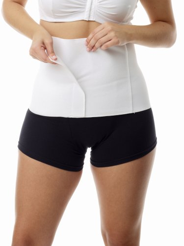Underworks Waist Cincher Tummy Trimmer Belt 26-36 Waist