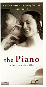 The Piano [VHS]