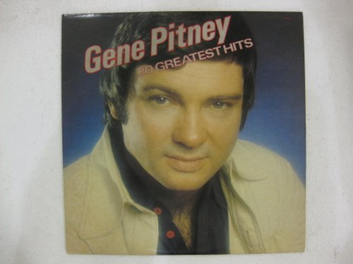 Gene Pitney 20 Greatest Hits back-506533