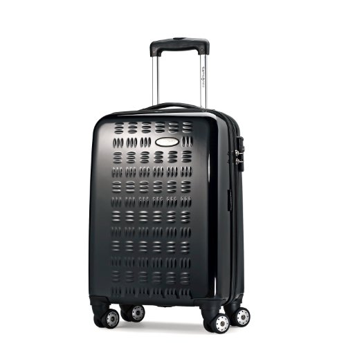 Samsonite Luggage Gravtec 24 Inch Spinner, Black, special offers