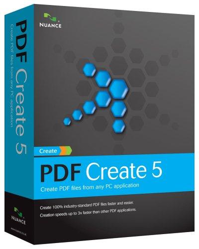 PDF Create 5.0, International English, Retail
