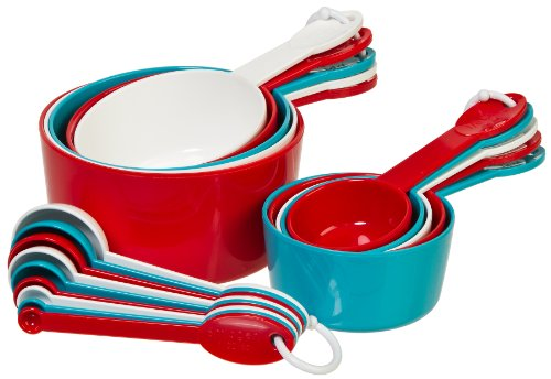 Prepworks From Progressive International Ultimate 19-Piece Measuring Cup and Spoon Set
